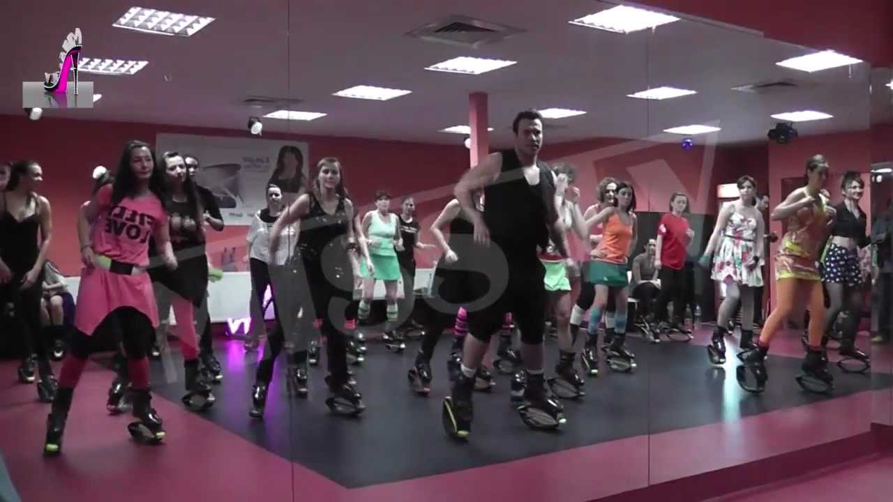 Kangoo jumps – I