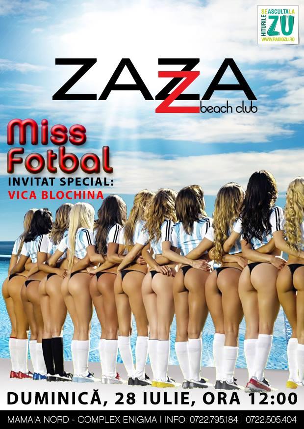 Miss Fotbal 2013